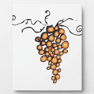 GRAPES OF LIFE DISPLAY PLAQUES