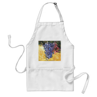 Grapes of Sun Adult Apron