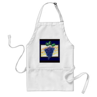 """""""Grapes Of Wrath"""" apron by Zoltan Buday"""