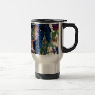 Grapes on a Vine Travel Mug