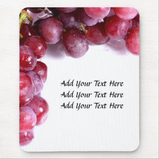 Grapes on Mousemat Mouse Pad