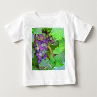 Grapes on the Vine Baby T-Shirt