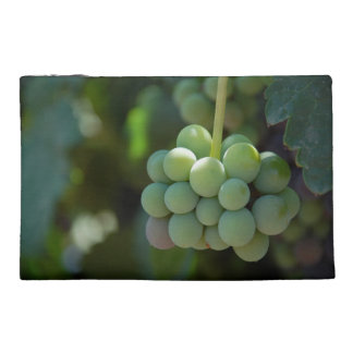Grapes on the Vine Travel Accessories Bag