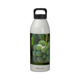 Grapes on the Vine Reusable Water Bottles