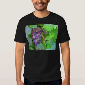 Grapes on the Vine T Shirt