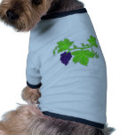 Grapes Pet T Shirt
