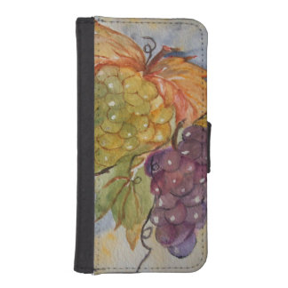 Grapes Phone Wallet Cases