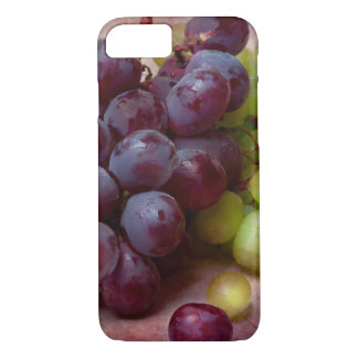 Grapes Red And Green iPhone 7 Case