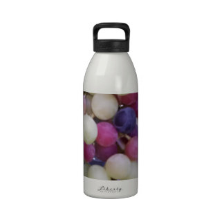 Grapes Reusable Water Bottles