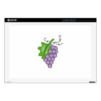 GRAPES SKINS FOR LAPTOPS