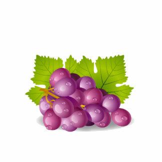 Grapes Statuette