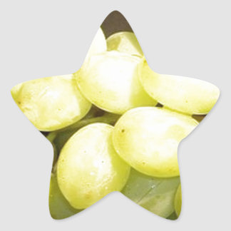 grapes star stickers