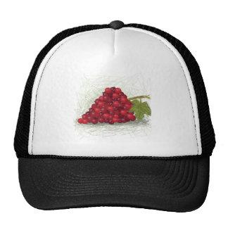 grapes trucker hat