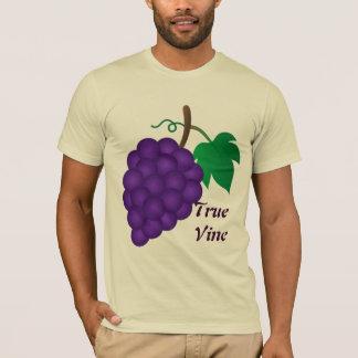 Grapes, True Vine beige T-Shirt