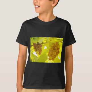 Grapes Vine Fine Art T-Shirt