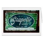 Grapette Soda Cards