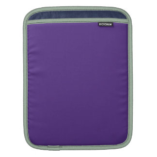 GRAPEVINE (a solid rich purple color) ~ Sleeves For iPads