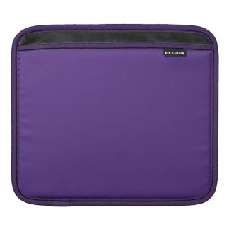 GRAPEVINE (a solid rich purple color) ~ iPad Sleeves