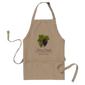 Grapevine Business Apron