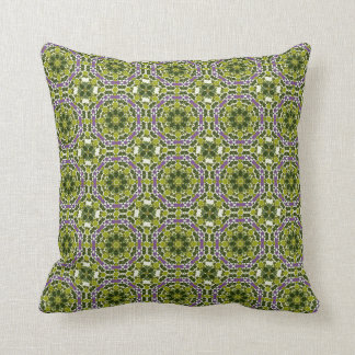 Grapevine Geometric Design Pillow