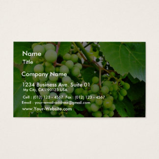 Grapevine Green Business Card