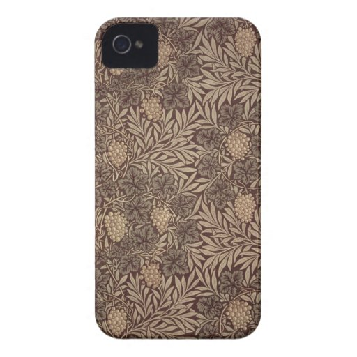 Grapevine Patterned iPhone4 Case Case-Mate iPhone 4 Cases