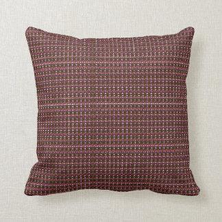"Grapevine Polyester Throw Pillow 16"" x 16"""