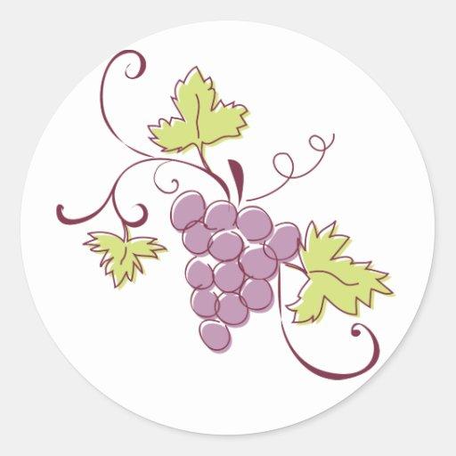 Grapevine Stickers
