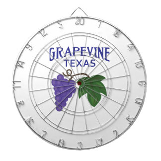 GRAPEVINE TEXAS DARTBOARD