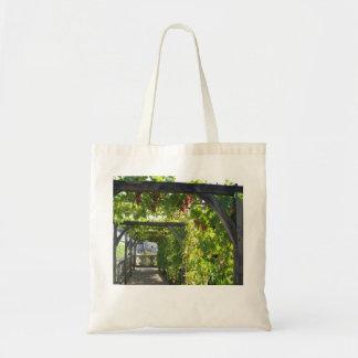 Grapevines at Villandry France Tote Bag