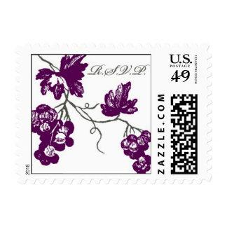 Grapevines Postage Stamp