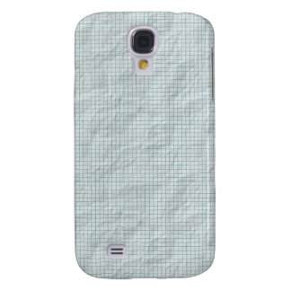 Graph Paper Samsung S4 Case