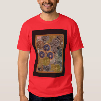 Graphic1 acuña la camiseta polera
