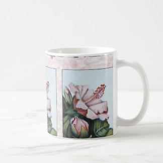 Graphic1Hibicus cup Coffee Mugs