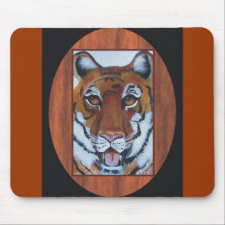 Graphic1tiger, full face mouse mats