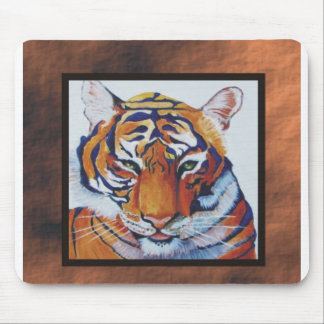 Graphic2 tiger mousepad n.size