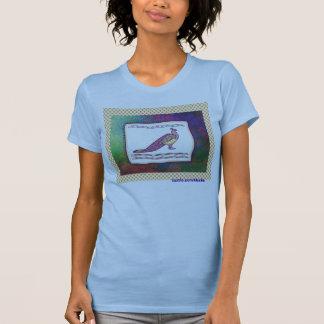 Graphic2peacock T, zazzle.com/klocke T-shirts