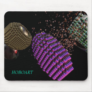 GRAPHIC 1 (9), HOBOART MOUSE MAT