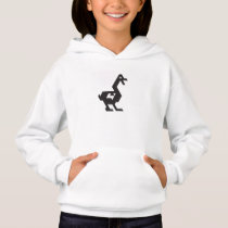 Graphic Animal Hoodie