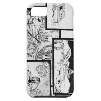 Graphic art by Ryan Grifford iPhone SE/5/5s Case