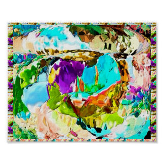 GRAPHIC Art:  Dream Landscape Poster