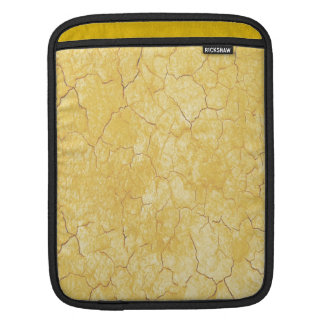 Graphic Art Marble Texture. Water Colour Effect iPad Sleeve