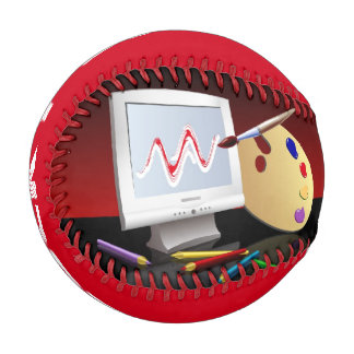 Graphic Art Tools Baseball
