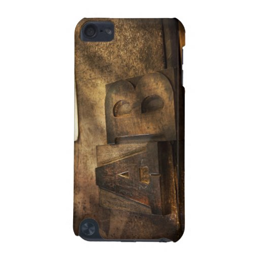 Graphic Artist - AB iPod Touch (5th Generation) Case