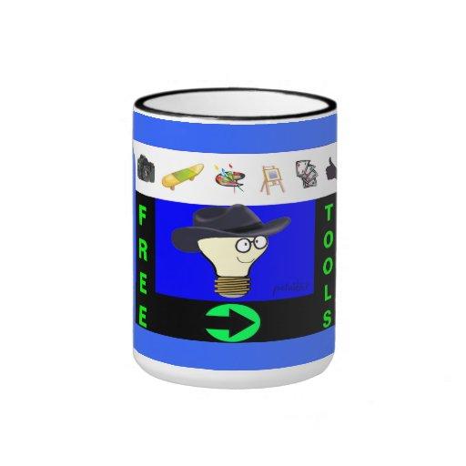 """Graphic Artist"" Aid911 Design A Mug"