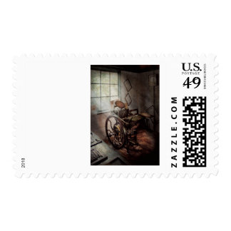 Graphic Artist - The humble printing press Postage