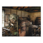 Graphic Artist - The Printing Shop 4.25x5.5 Paper Invitation Card