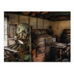 Graphic Artist - The Printing Shop Postcard