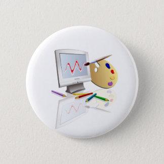 Graphic Arts Button