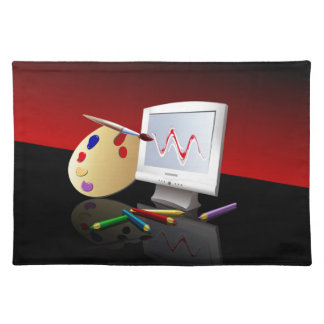 Graphic Arts Placemat